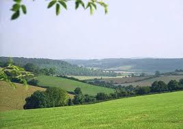 Saunderton valley near Bledlow, Buckinghamshire